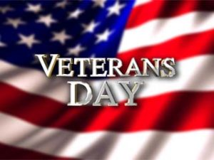 Veteran's Day - Borough Offices Closed