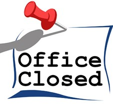 Christmas - Borough Offices Closed